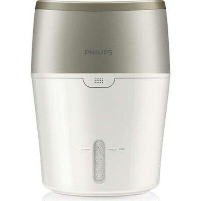 Philips Овлажнител на въздух Безопасно и чисто, Технология NanoCloud, Автом., Цифров сензор