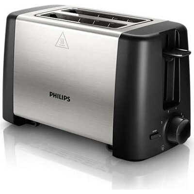 Philips Тостер Daily Collection  2 slot Compact Black, metal