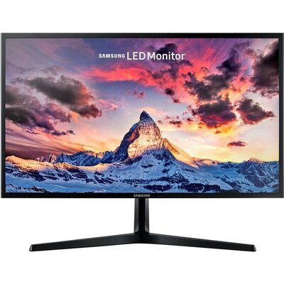 "Monitor Samsung S27F358F 27"" LED, Full HD (1920x1080) PLS, Brightness: 250cd/m2, Contrast: 1000:1, Response time: 4ms, View"