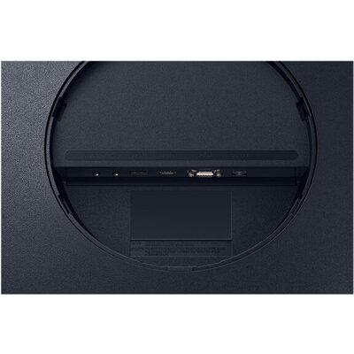 SAMSUNG 24inch FHD VA panel Curved 1000R 75Hz 4ms 250cd/m D-sub HDMI DP 2YW