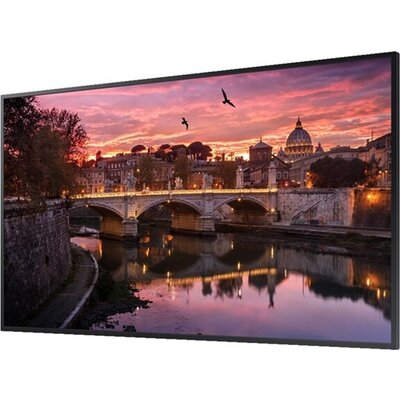 SAMSUNG QB50R 50inch UHD/4K 16:9 edge-LED 350nits Speakers 2x10W black DVI-D 2xHDMI 2.0 RS232 2xUSB 2.0 Ethernet WiFi SSSP6