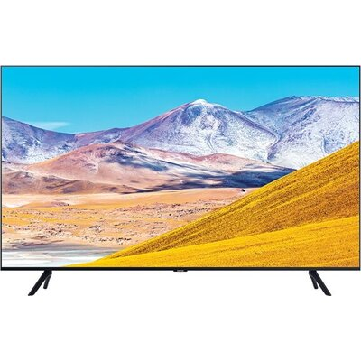 "Samsung Smart TV 43"" 43TU8072 4k UHD LED, 3840 x 2160, 2100 PQI, HDR 10+, Dolby Digital Plus, DVB-T2CS2, PIP, 3xHDMI, 2xUSB"