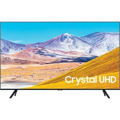 "Samsung Smart TV 55"" 55TU8072 4k UHD LED, 3840 x 2160, 2100 PQI, HDR 10+, Dolby Digital Plus, DVB-T2CS2, PIP, 3xHDMI, 2xUSB"
