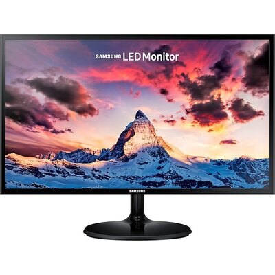 "Монитор Samsung S24F354F - 24"" LED, Full HD (1920x1080) PLS"