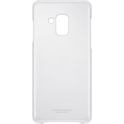 Samsung Galaxy A8 (2018), Clear Cover, Transparent