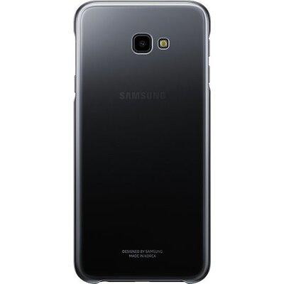 Samsung Galaxy J4+ 2018 Gradation cover  Black