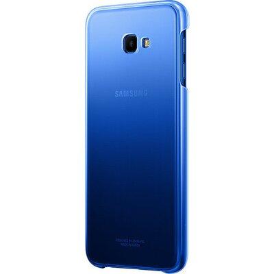 Samsung Galaxy J4+ 2018 Gradation cover  Blue
