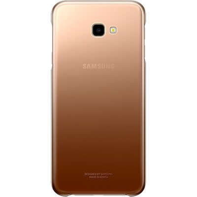 Samsung Galaxy J4+ 2018 Gradation cover  Gold