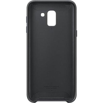 Samsung Galaxy J6 (2018), Dual Layer Cover, Black