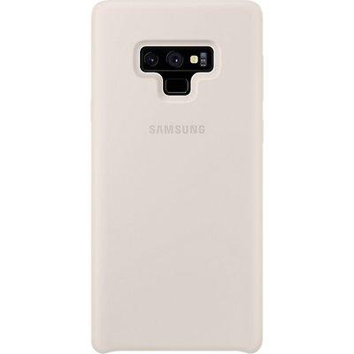 Samsung Galaxy Note 9, Silicon Cover, White