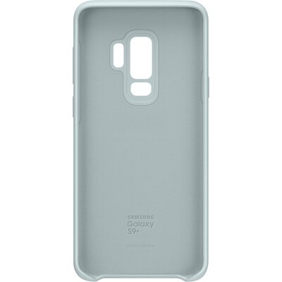 Samsung Galaxy S9 +, Silicon Cover, Blue