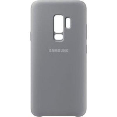 Samsung Galaxy S9 +, Silicon Cover, Grey
