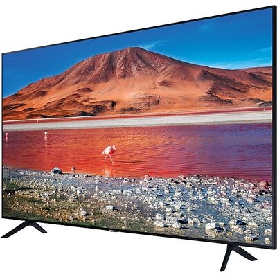 "Samsung Smart TV 43"" 43TU7072 4k UHD LED, 3840 x 2160, 2000 PQI, HDR 10+, Dolby Digital Plus, DVB-T2CS2, PIP, 3xHDMI, 1xUSB"