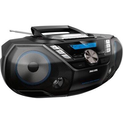 PHILIPS Bluetooth CD Radio 12W RMS CD MP3-CD USB DAB+ FM