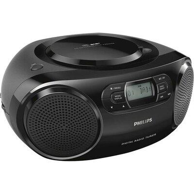 PHILIPS CD Radio DAB AUDIO-IN black