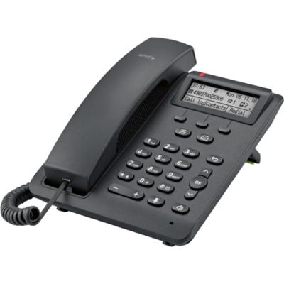 IP Телефон Unify OpenScape Desk Phone CP100, 3 Line With Display, PoE, PC Port, Switch