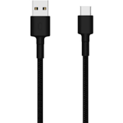 Xiaomi Кабел Mi Type-C Braided Cable (Black) (100cm)