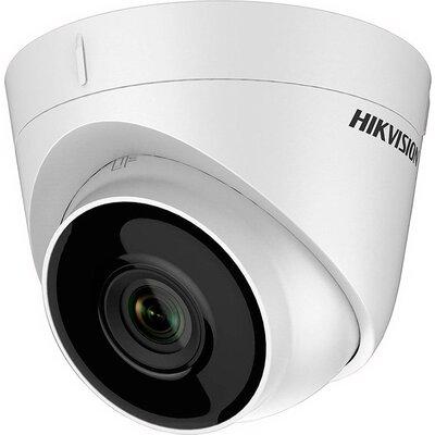 "Hikvision 2MP IP Turret camera, H265+ 1/2.8"" progressive CMOS, 1920x1080 Effective Pixels, 25fps@1080P, Focal Length 4mm (8"