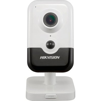 "Hikvision IP Wi-Fi camera 2MP, 1/2.7"" CMOS, 1920×1080 Effective Pixels (30fps), Focal Length 2.8mm, H265+, 0.01Lux/F1.2 (Co"