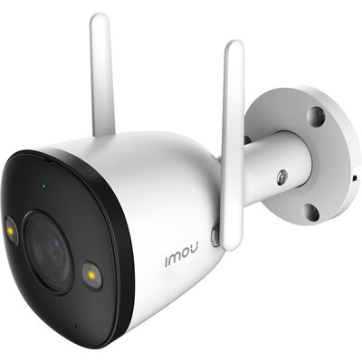 """Imou Bullet 2, full color night vision Wi-Fi IP camera, 2MP, 1/2.8"""" progressive CMOS, H.265/H.264, 25fps@1080, 2.8mm lens,"""