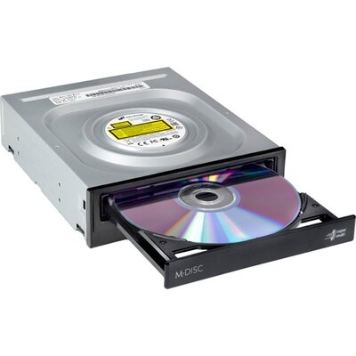 ODD LG  GH24NSSD5 Super-multi DVD-RW 24x SATA Black, Retail