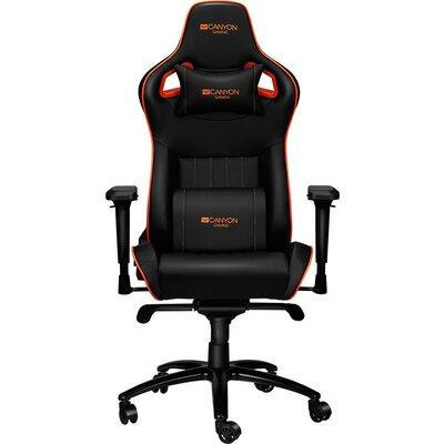 Gaming chair, PU leather, Cold molded foam, Metal Frame , Frog mechanism, 90-165 dgree, 4D armrest, TiltLock, Class 4 gas lift,