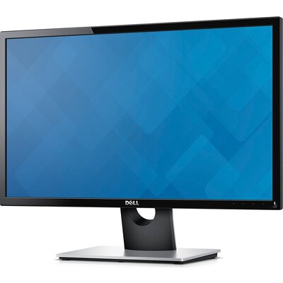 "Dell S-series SE2416H, 23.8"" (16:9), IPS LED backlit, Anti glare with hard-coating 3H, 1920x1080, 1000:1, 250 cd/m2, 6 ms,"