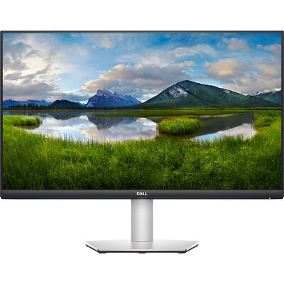 "Monitor DELL S-series S2721DS 27"", 2560x1440, QHD, IPS Antiglare, 16:9, 1000:1, 350 cd/m2, AMD FreeSync, 4ms, 178°/178°, DP"