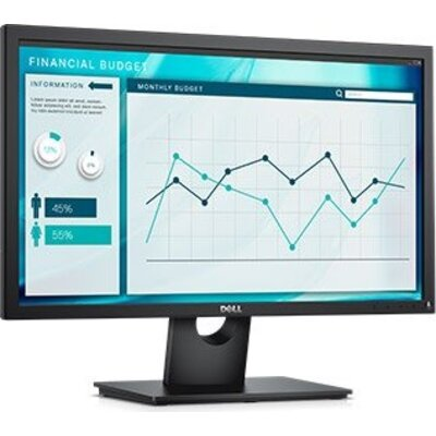 "Monitor LED DELL E-series E2218HN 21.5"", 1920x1080, 16:9, TN, 1000:1, 160/170, 5ms, 250 cd/m2, VESA, VGA, HDMI, Black (210-"