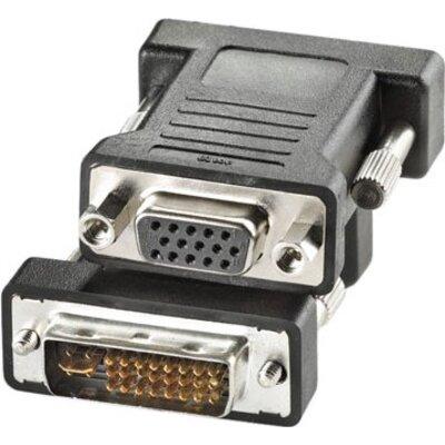 Adapter DVI M - VGA HD15F, Roline 12.03.3105
