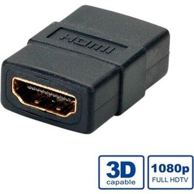 Adapter HDMI F - HDMI F, Value 12.99.3151