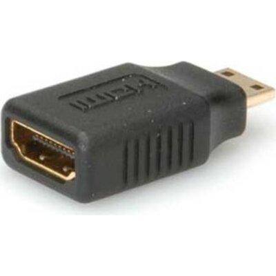 Adapter HDMI F - HDMI Mini M, Roline 12.03.3152