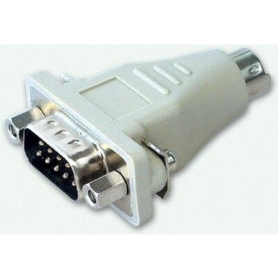Adaptor DB9/PS2 M/M