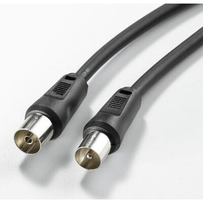Cable Antenna 75 Ohm, M/F, 1.5m, Value 11.99.4460