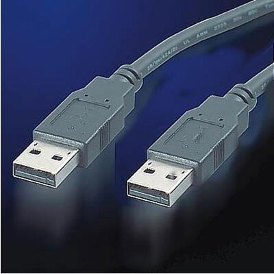 Cable USB2.0 A-A, 1.8m, Value 11.99.8919