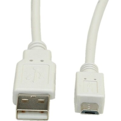 Cable USB2.0 A-Micro B, M/M, 0.8m, Standard S3151