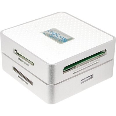 Cardreader U3.0 All in One, LogiLink CR0033, white
