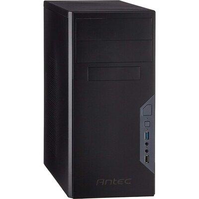 Case Antec mATX Value VSK3000B-U3/U2, Black
