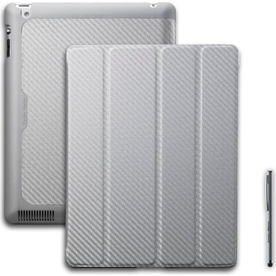 CM Smart Cover iPad, C-IP3F-CTWU-SS, Silver