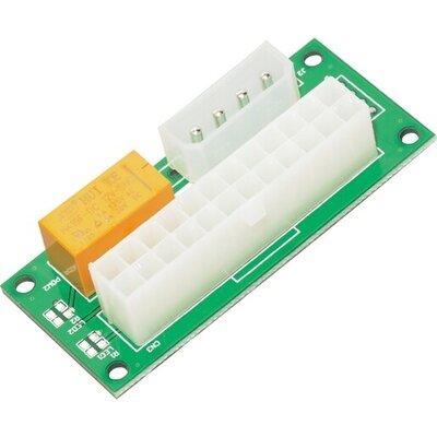 Dual PSU Starter 24 pin to Molex