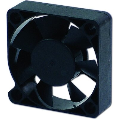 Evercool Fan 5cm, 3pin, 4500rpm, EC5015M12EA