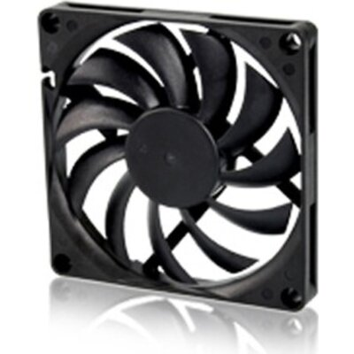 Evercool Fan 8cm, 3pin, 3000rpm, EC8010M12EA