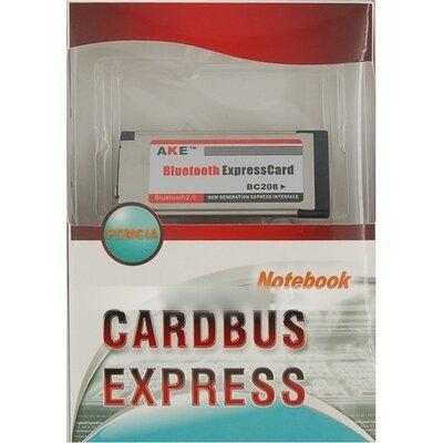Express Card Bluetooth v2.0 Adapter, G363X