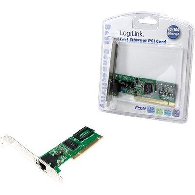 LogiLink 10/100MB PC0039, PCI