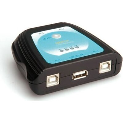 Manual Switch USB2.0 1A-2B, Value 14.99.5032