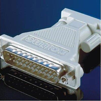 Modem adaptor 9M/25F, Roline 12.03.6510