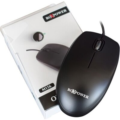 Mouse Roxpower M-156 Optical, Black