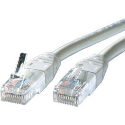 Patch cable UTP Cat. 5e 0.5m, Value, 21.99.0500