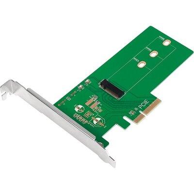 PCI-E Card, M.2 PCIe, Logilink PC0084