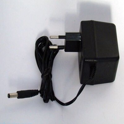 Power Adapter 220V/AC - 9V/DC, 0.5А;1A